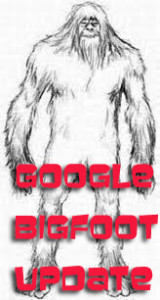 Google Bigfoot update